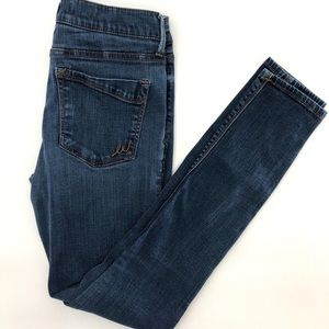 Express mid rise legging Jeans. Size 6